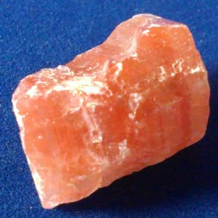 Calcite - Red - Rough (2-3cm) x 1